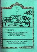 I  204 r  ves   II  Les tremblements de toutes les parties du corps et leurs significations