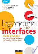 Ergonomie des interfaces - 5e éd