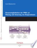 Einsatzmöglichkeiten der FMEA zur Planung und Steuerung von Kooperationen