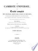 Le cambiste universel  ou trait   complet des changes  monnaies  poids et mesures