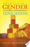 Rethinking Gender Myths in Early Childhood Education
