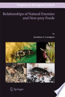 Relationships of Natural Enemies and Non prey Foods