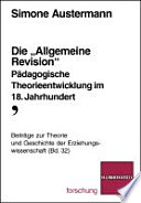 """Die """"Allgemeine Revision"""""""