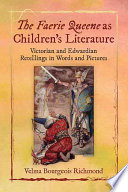 The Faerie Queene as Children s Literature