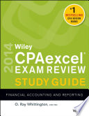Wiley CPAexcel Exam Review 2014 Study Guide  Financial Accounting and Reporting