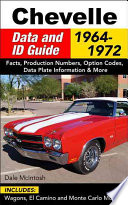 Chevelle Data   ID Guide