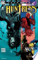 Huntress Year One 4 book