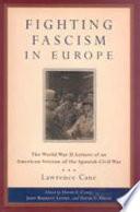 Fighting Fascism in Europe