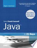 Sams Teach Yourself Java In 21 Days