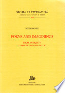 Forms and imaginings
