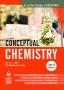 Conceptual Chemistry Class XI Vol. I Book
