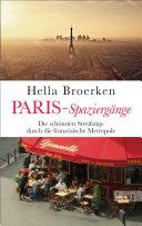 Paris Spazierg  nge