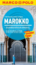 MARCO POLO Reiseführer Marokko
