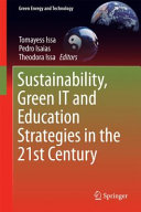 Sustainability  Green IT and Education Strategies in the 21st Century