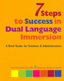 Seven Steps to Success in Dual Language Immersion