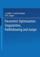 Parametric Optimization: Singularities, Pathfollowing and Jumps