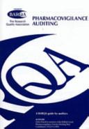 Pharmacovigilance Auditing