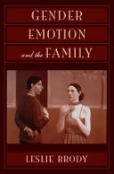 Gender, Emotion, and the Family Book