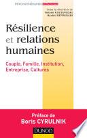 illustration du livre Résilience et relations humaines