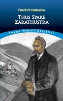 cover img of Thus Spake Zarathustra