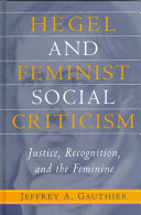 Hegel and Feminist Social Criticism