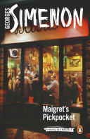 Maigret's Pickpocket  Simenon Was Unequaled