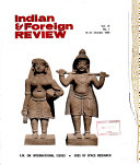 Indian and Foreign Review