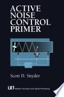 Active Noise Control Primer book