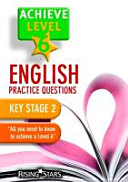 Achieve Level 6 English Practice Questions Pupil Book