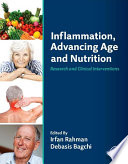 Inflammation  Advancing Age and Nutrition