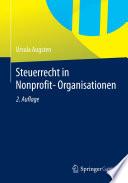 Steuerrecht in Nonprofit-Organisationen