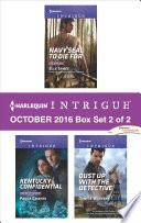 Harlequin Intrigue October 2016   Box Set 2 of 2