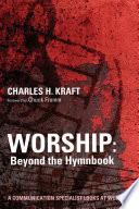 Worship  Beyond the Hymnbook