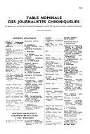 Annuaire de la presse et de la publicit