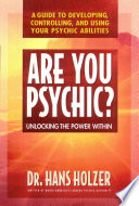Ebook Are You Psychic? Epub Hans Holzer Apps Read Mobile