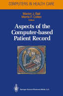 download ebook aspects of the computer-based patient record pdf epub