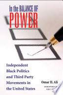 In the Balance of Power