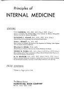 Principles of internal medicine