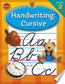 Handwriting  Cursive  Grades 2   4