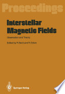 Interstellar Magnetic Fields