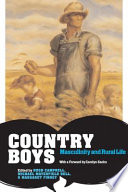 Country Boys  Masculinity and Rural Life