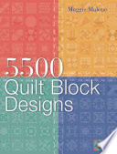 5 500 Quilt Block Designs