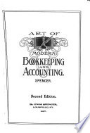 Art of Modern Bookkeeping and Accounting