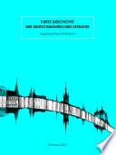 Kurze Geschichte der deutschmährischen Literatur