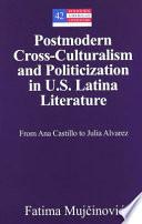 Postmodern Cross culturalism and Politicization in U S  Latina Literature