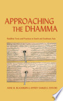 Approaching The Dhamma