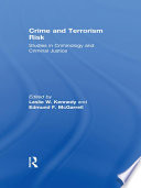 Crime and Terrorism Risk