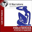 Poesie d amore  Audiolibro  CD Audio formato MP3  Ediz  integrale