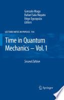 Time in Quantum Mechanics