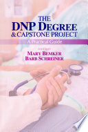 The DNP Degree   Capstone Project